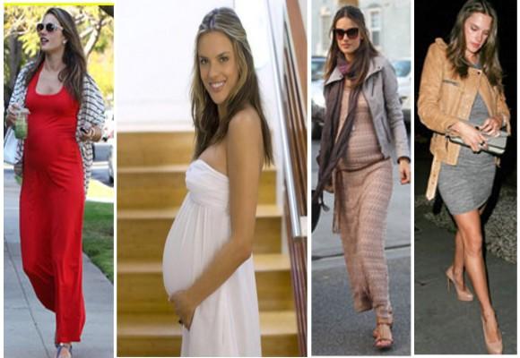 Alessandra-moda-gravid... Alessandra Ambrosio Pics