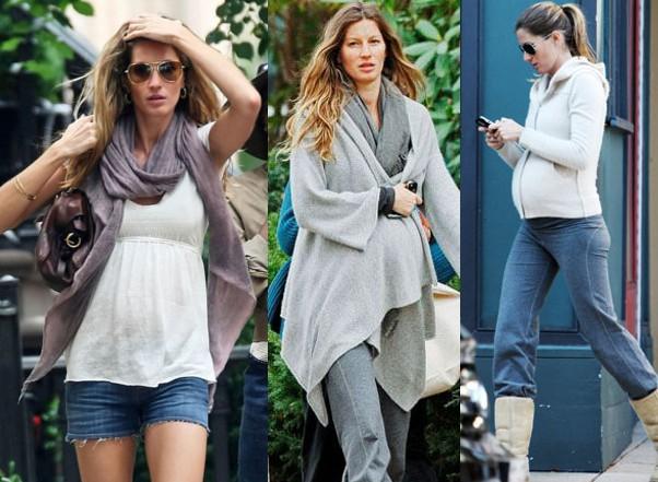 Gisele-moda-gravida2 |... Gisele Bundchen