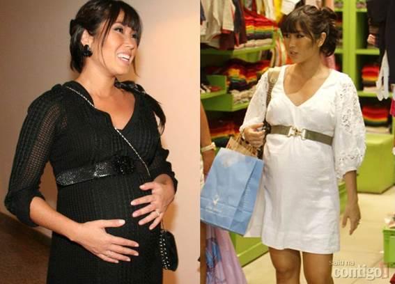 Daniela Suzuki grávida