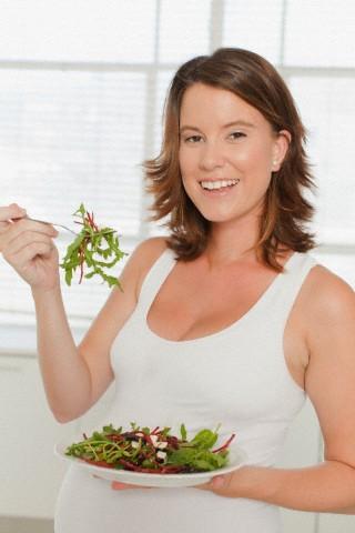 Dieta de Gestante