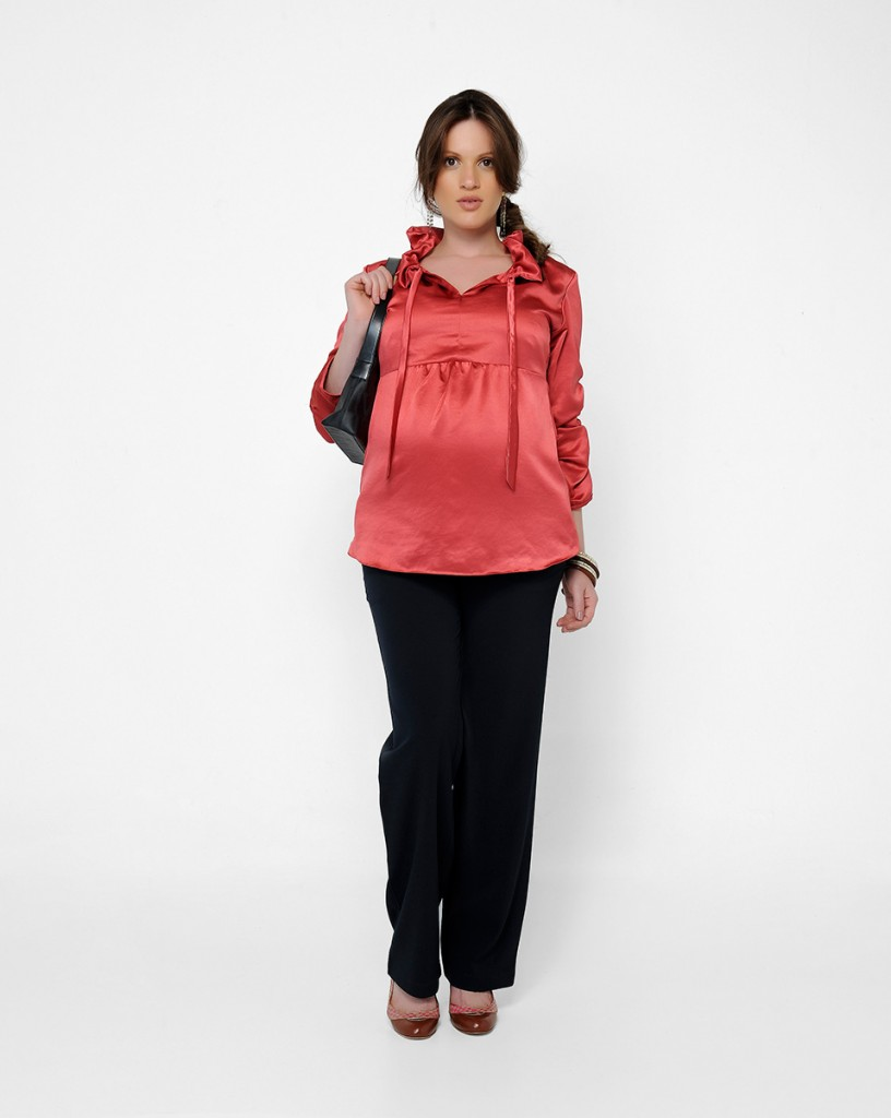 camisa-gestante-vermelha