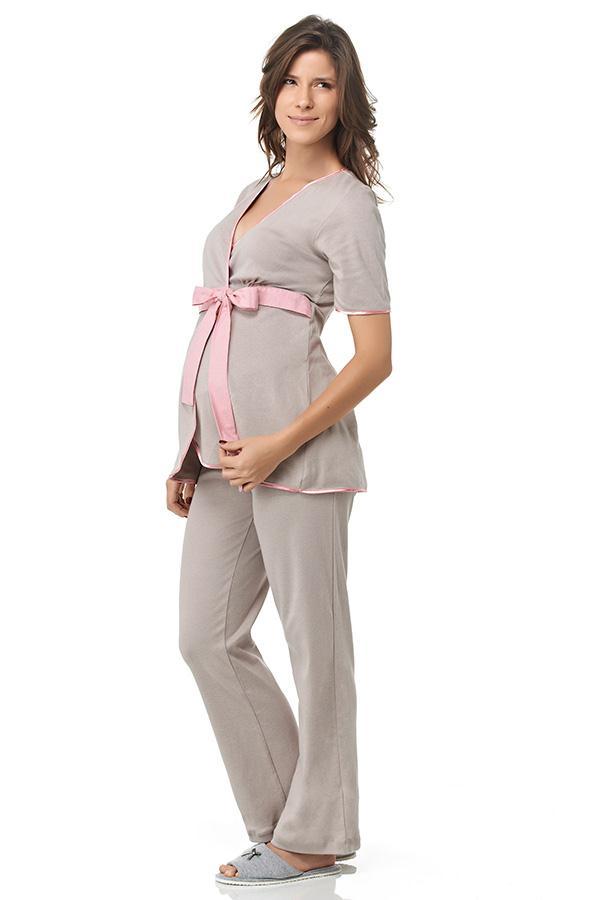c1bd40e82 Pijamas e Lingeries para levar para maternidade