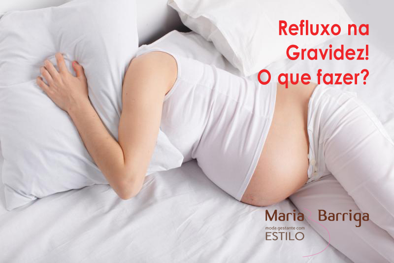 refluxo-na-gravidez