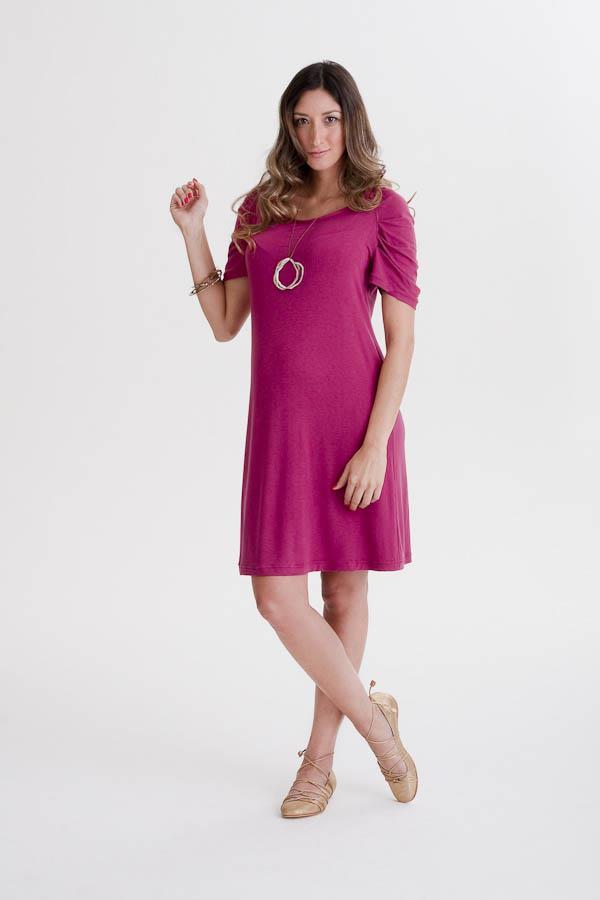 moda-gestante-vestido-pink